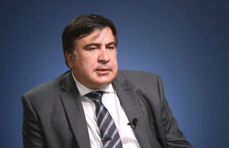 Саакашвили начал угрожать Порошенко