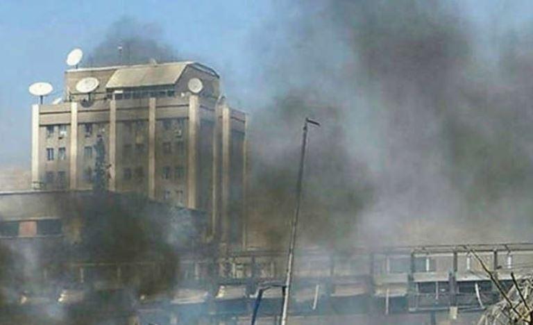МИД: посольство РФ в Дамаске было обстреляно