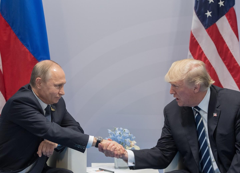 Путин и Трмап поговорят сегодня по телефону