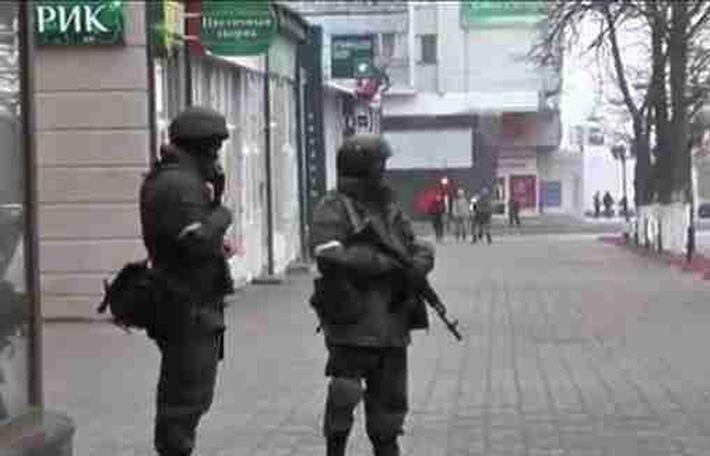 """В Луганске """"ополченцы"""" готовят штурм кабинета Плотницкого"""