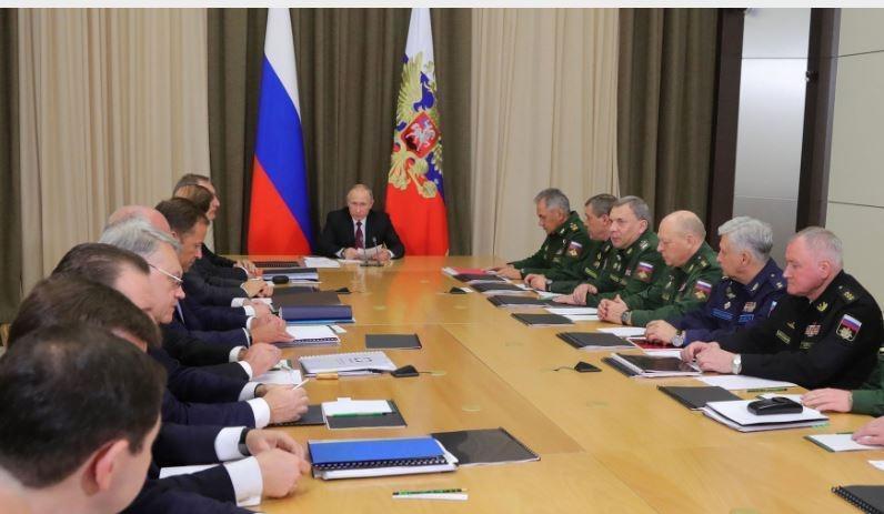 Путин: Российское оружие прошло проверку на эффективность в Сирии