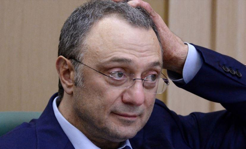 Сулеймана Керимова задержали в Ницце