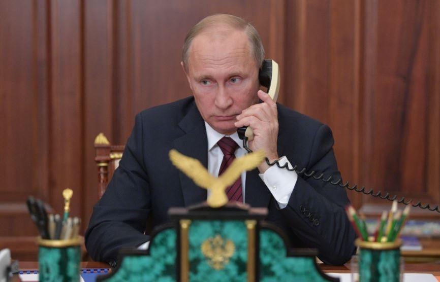 Путин поведал Трампу, о чём говорил с Асадом в Сочи