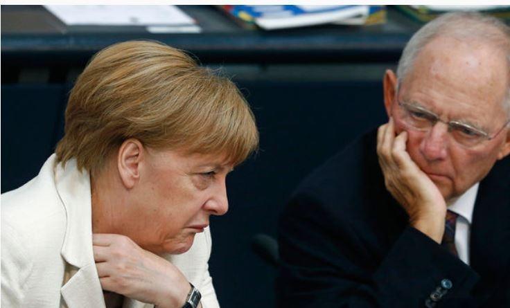 CNN: Макрон, Трамп и Путин мечтали бы увидеть уход Меркель