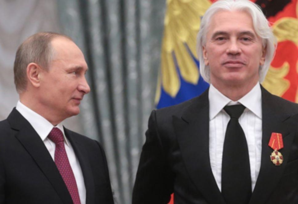Путин высказался о кончине Хворостовского