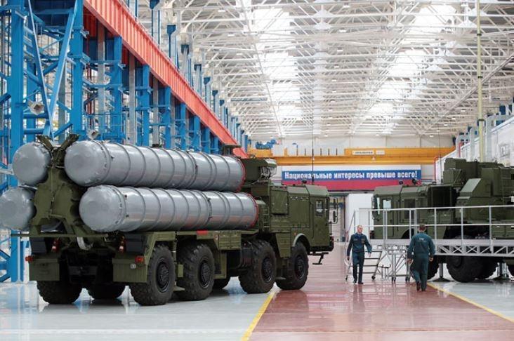 В Минобороны Турции огласили дату начала поставок российских С-400
