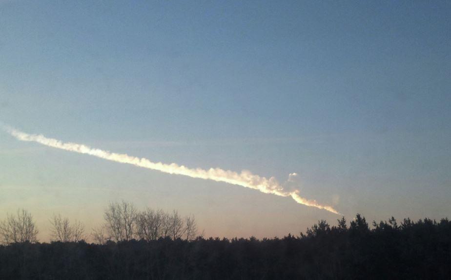 В декабре метеоритный дождь поразит 3 города России