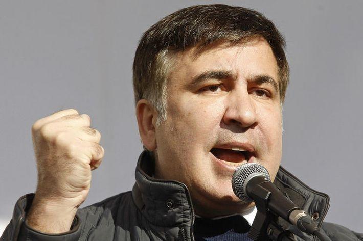 СМИ: депортация Саакашвили - дело нескольких недель