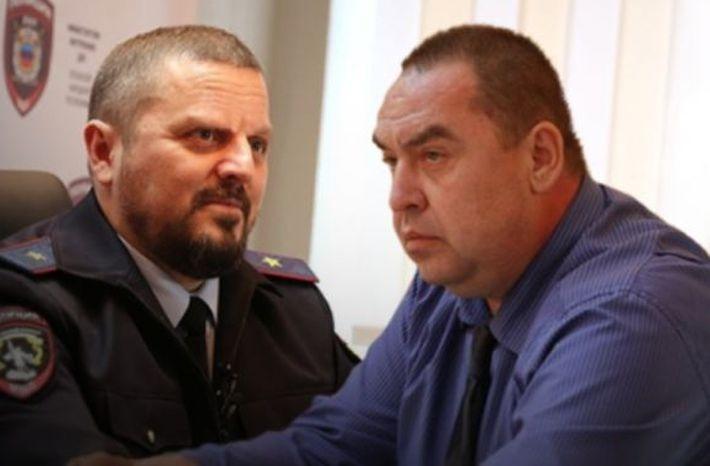 Новый виток конфликта главы ЛНР Плотницкого с министром Игорем Корнетом. Видео