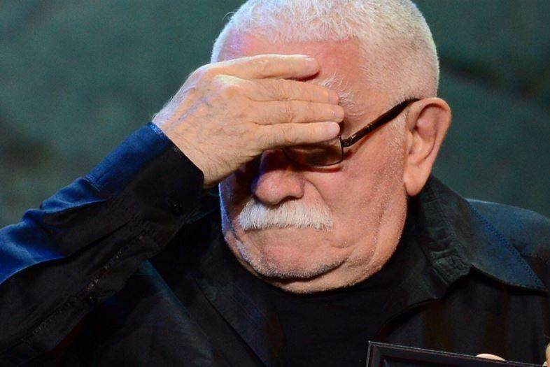 Армен Джигарханян попал в больницу в тяжёлом состоянии