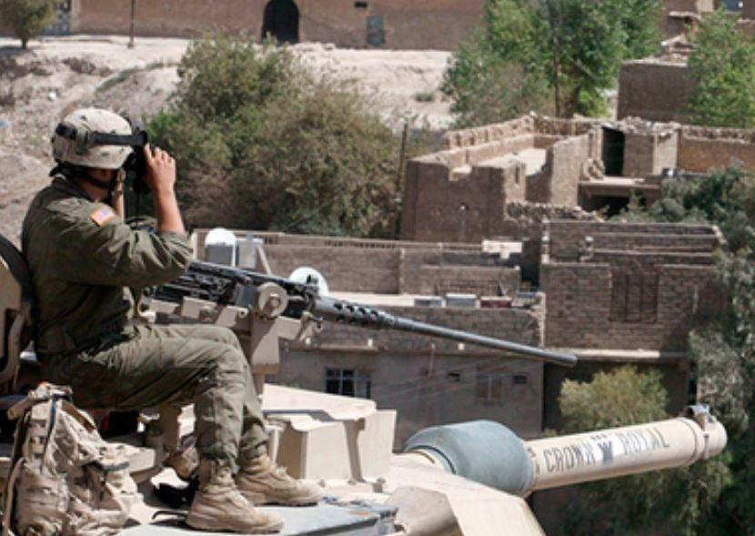 Американские военные задумали остаться в Сирии