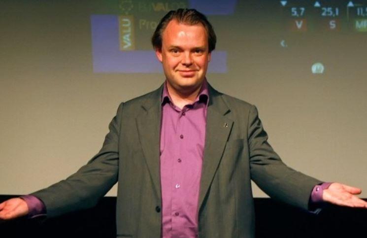 Основатель Пиратской партии Швеции поведал о будущем криптовалюты