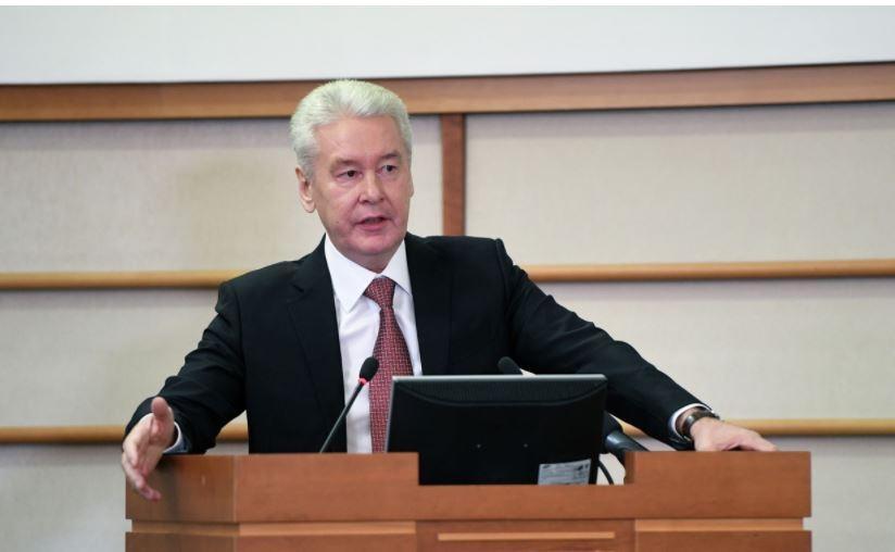 Собянин рассказал о росте зарплат москвичей