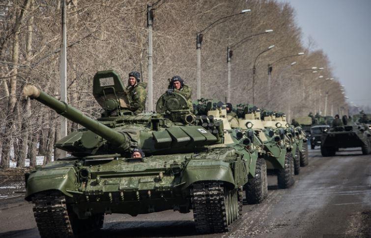 Путин заявил о переходе на «военные рельсы» из-за конфликта с США