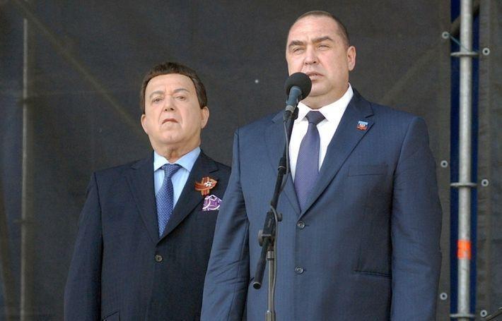 СМИ: сбежавший из Луганска Плотницкий скрылся в России