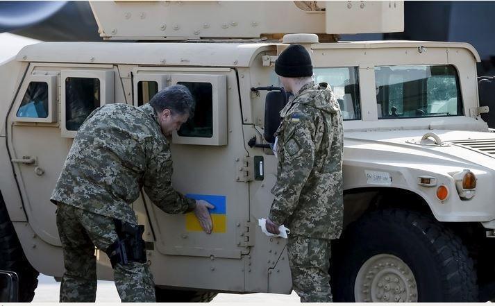BuzzFeed рассказал, почему Штаты не спешат поставлять оружие Украине