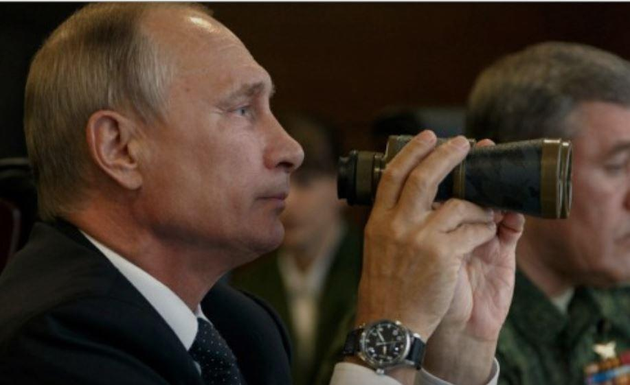 Ушлые прибалты задумали украсть славу Путина
