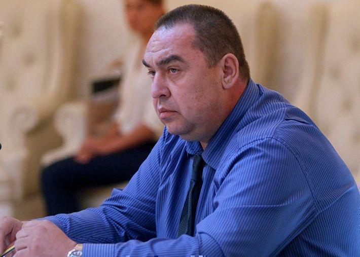 Глава ЛНР Плотницкий уходит в отставку
