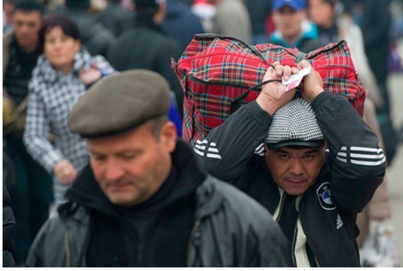 В РФ будет сокращено число иностранцев
