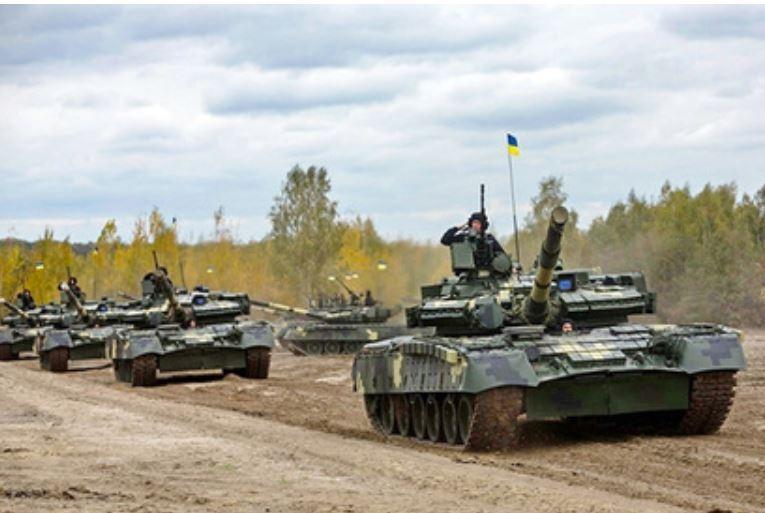 Стоявшие в Германии танки направят в Донбасс