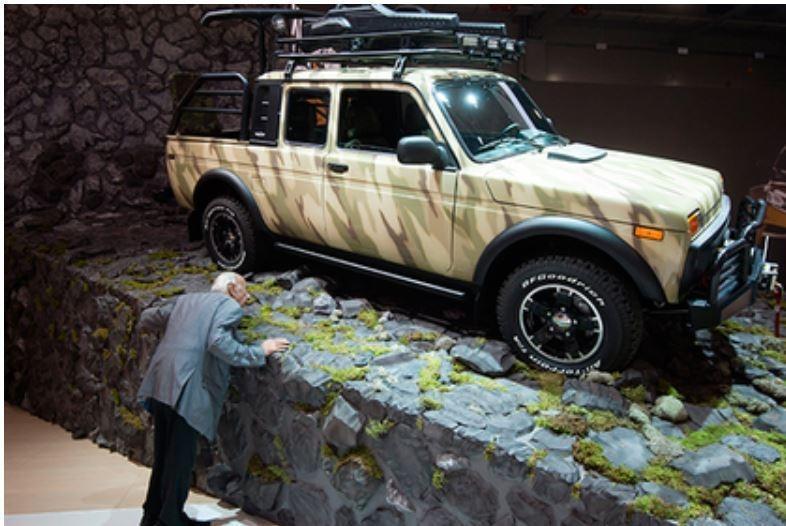 Россияне снова воспылали любовью к Lada