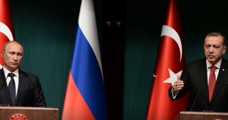 Почему Путин 2 года не прощал Эрдогана
