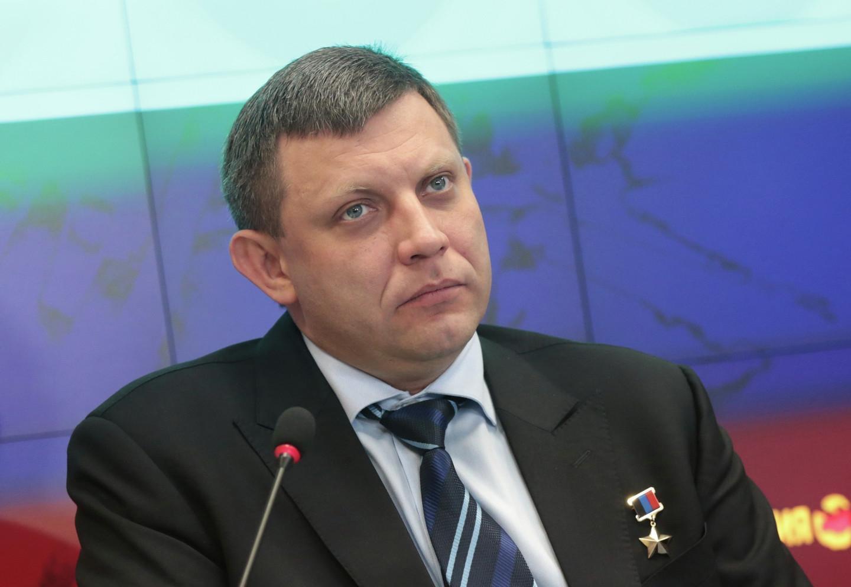 Глава ДНР поздравил Пасечника с назначением врио главы ЛНР