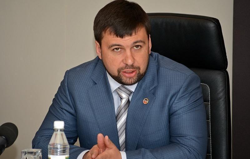 Пушилин заявил, что уход Плотницкого не изменит ход минского процесса