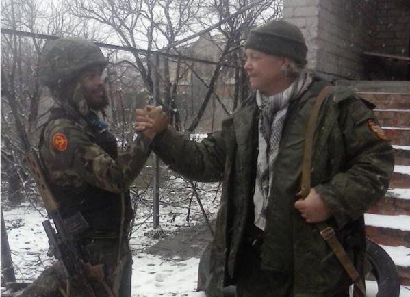 Американский доброволец в ДНР поведал о ситуации в Донбассе