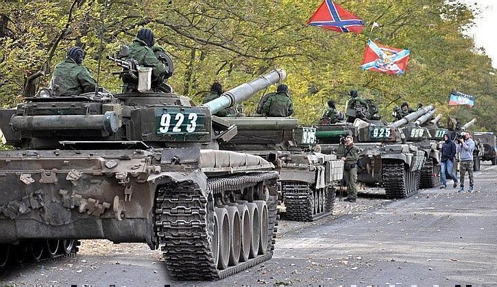 Паника в Киеве: вооружение ДНР и ЛНР превосходит армию Великобритании и они готовы к наступлению