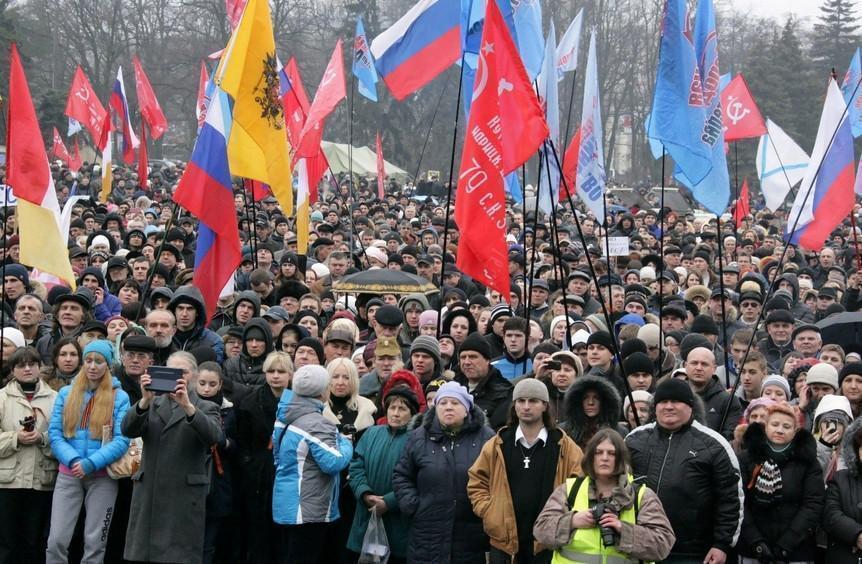 Бандеровцы сокрушаются: и жгли, и унижали, а Одесса по-прежнему не хочет быть с Украиной