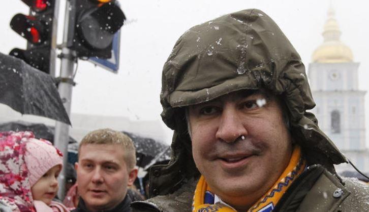 Саакашвили поведал, сколько пьет Порошенко