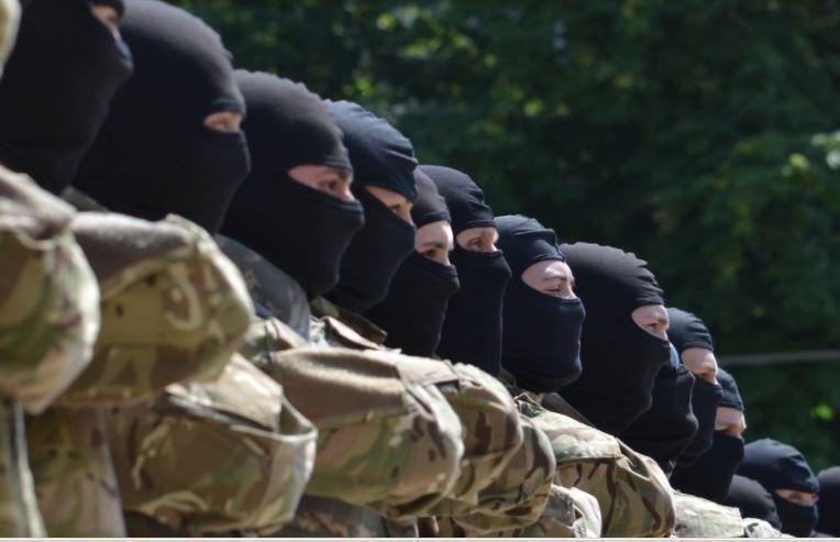 Басурин рассказал, что Киев потерял 17 силовиков, которые перестреляли друг друга