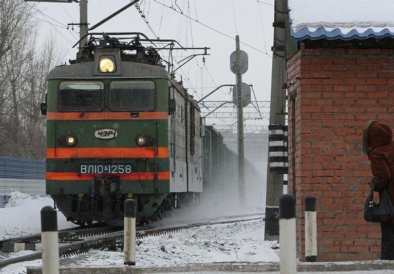 В Белгородской области столкнулись поезд и автомобиль, есть жертвы