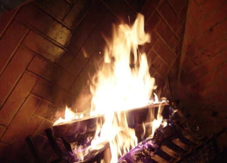 В Набережных Челнах заживо сожжён человек в подъезде дома