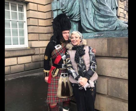 Максакова бросила Украину ради Шотландии