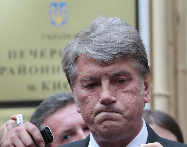 Ющенко прокомментировал свое выдвижение в президенты Украины