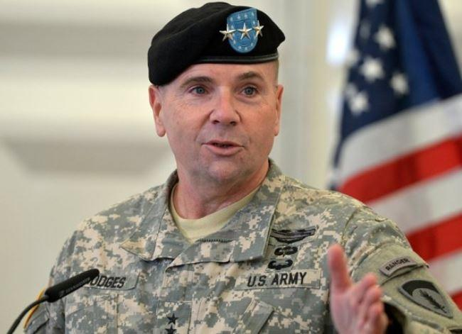 Американский генерал огласил число военных Армии США на Украине