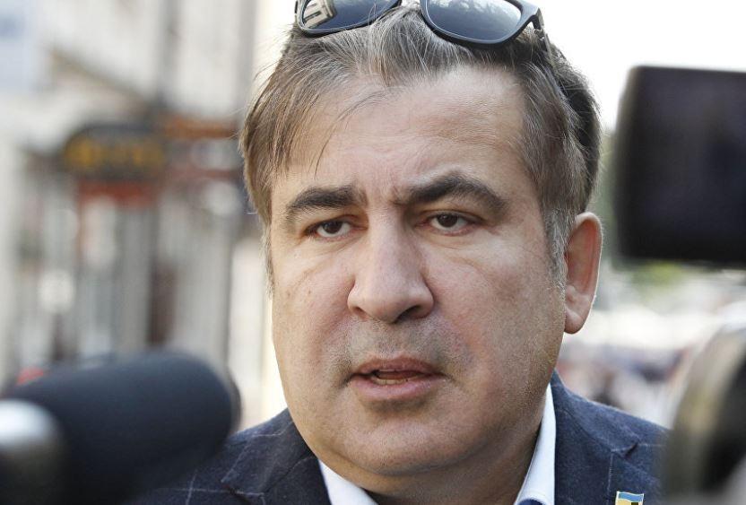 Соратники Саакашвили рассказали о его задержании