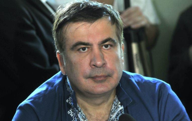 В СБУ обьяснили, почему был задержан Саакашвили