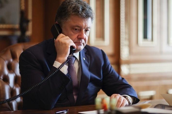 Пранкеры снова разыграли Порошенко, а он послал их в задницу