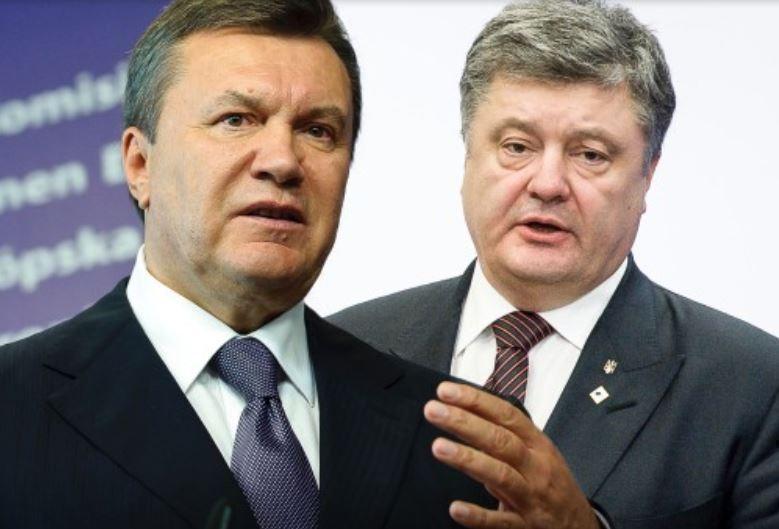 Порошенко ожидает судьба Януковича
