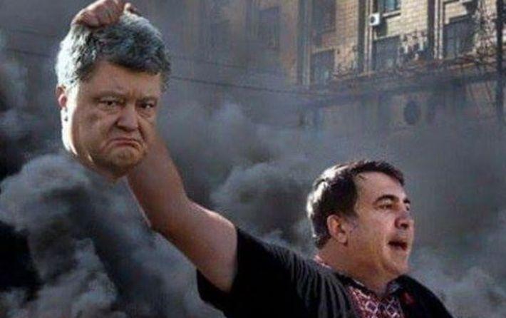 Саакашвили осмелел и рвется в наступление