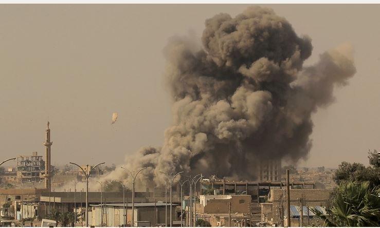 Bloomberg: США не верят словам РФ о скором окончании сирийского конфликта