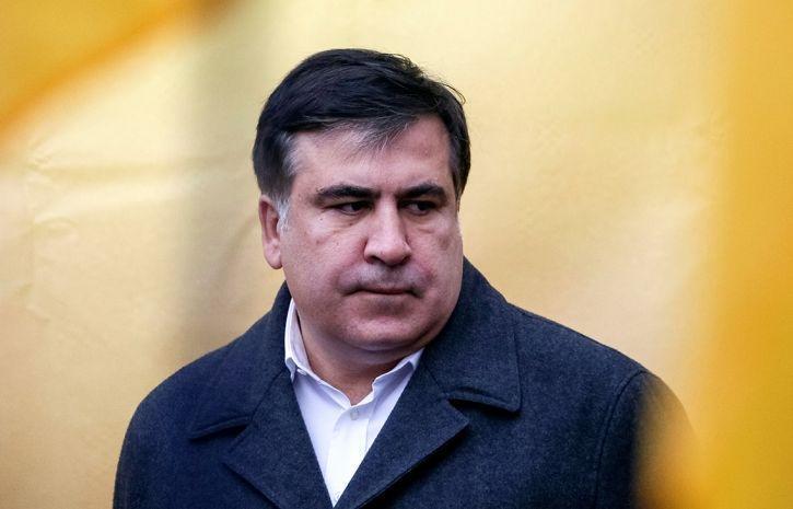 Саакашвили обвинили в покушении на супругу президента Порошенко