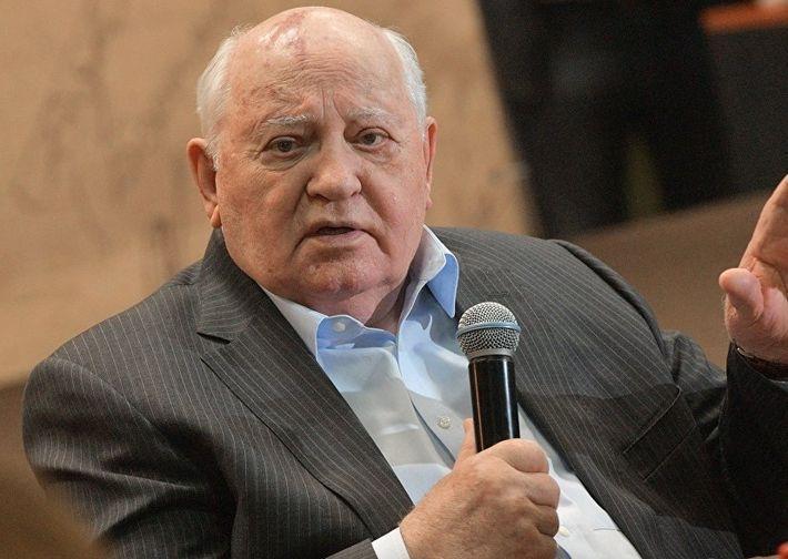 Горбачев прокомметировал намерение Путина баллотироваться в президенты РФ