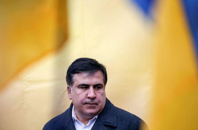 Саакашвили признался, что сбросил 30 кг после лишения украинского гражданства