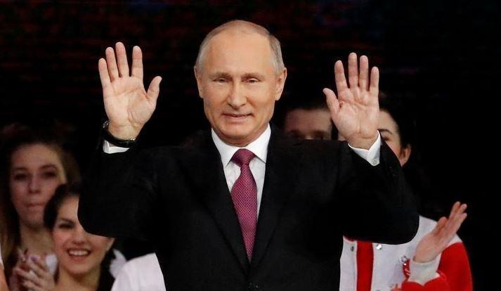 Les Echos: Путин специально выжидал решения МОК, чтобы сообщить о своём выдвижении
