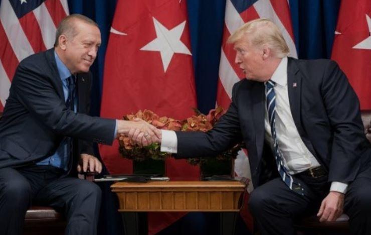 Эрдоган запугал Трампа звонком Путину