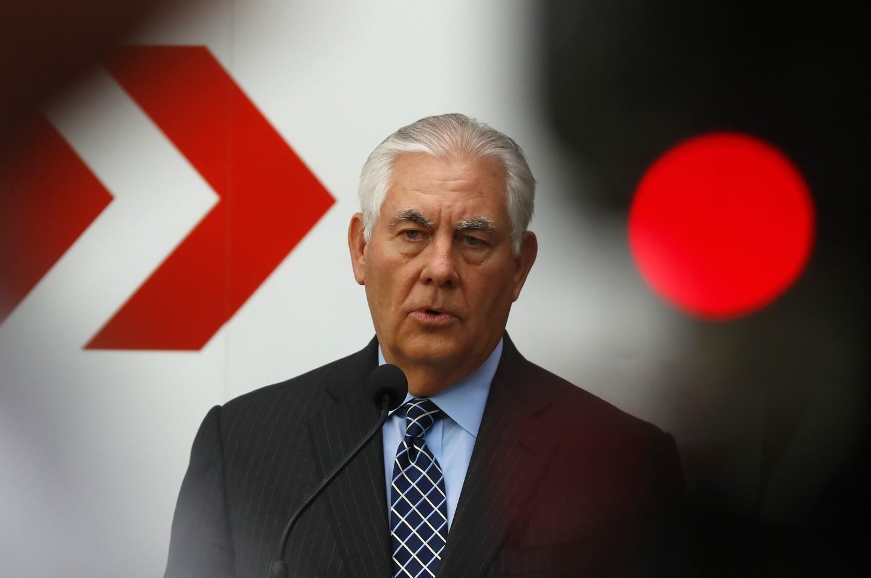 Тиллерсон заявил о желании отказаться от антироссийских санкций